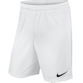 Трусы игровые NIKE PARK II KNIT SHORT NB 725988-100 JR