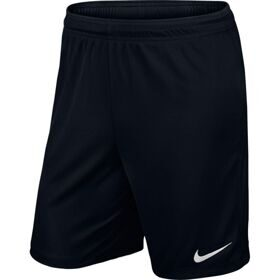 Трусы игровые NIKE PARK II KNIT SHORT NB 725988-010 JR