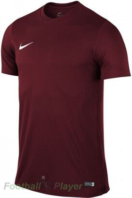 МАЙКА ИГР. NIKE PARK VI GAME JERSEY SS (SP16) 725891-677